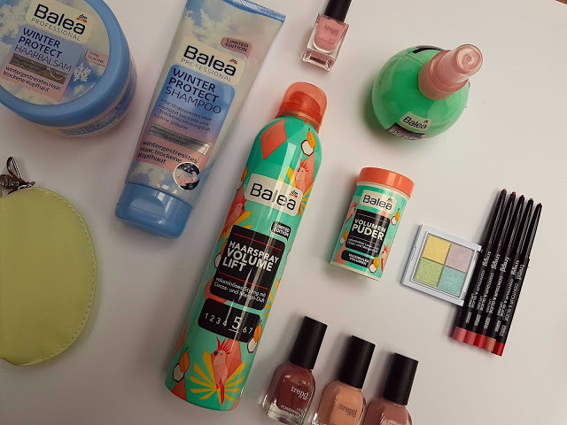DM drogérie, balea, zucker spray, balea, trend it up