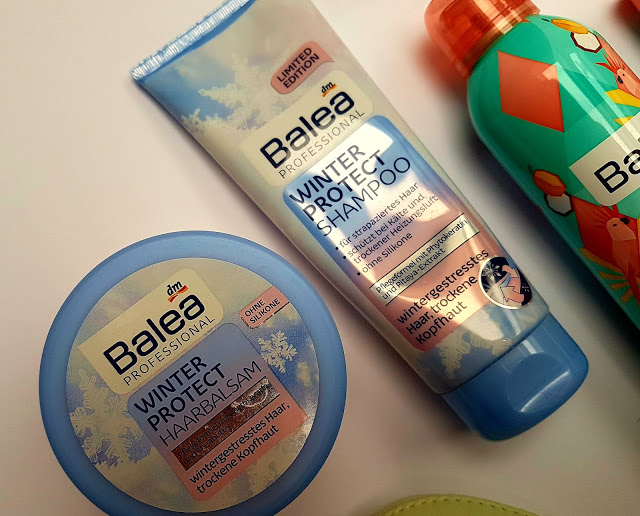Balea, winter hair balm