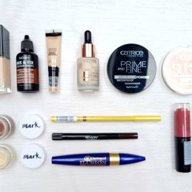 Letný makeupový tutoriál nielen na párty