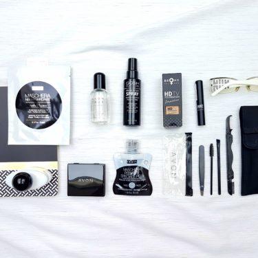 Čiernobiele kozmetické vychytávky