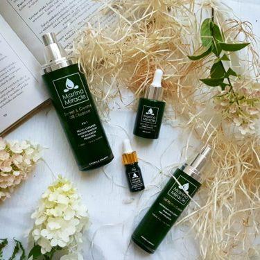 Organická nórska kozmetika MarinaMiracle