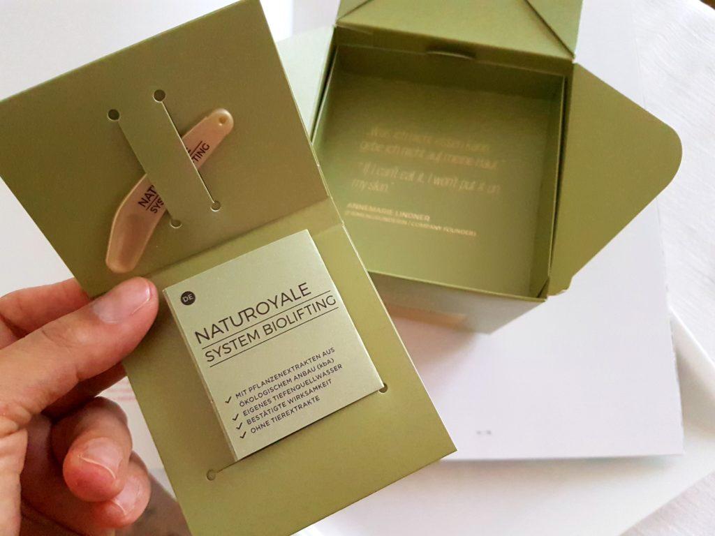 Prírodná kozmetika AMB - anti-age starostlivosť