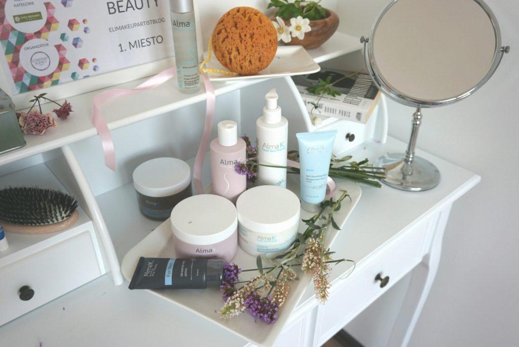 Alma K recenzia na telovú kozmetiku
