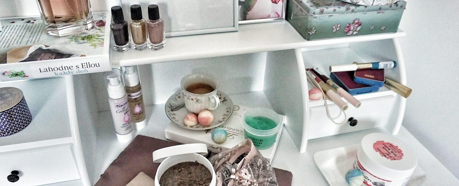 Kozmetické sladkosti z Nacomi
