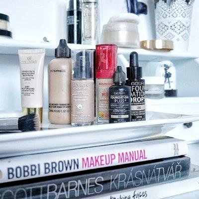 Ako vybrať ideálny makeup pre suchú pleť