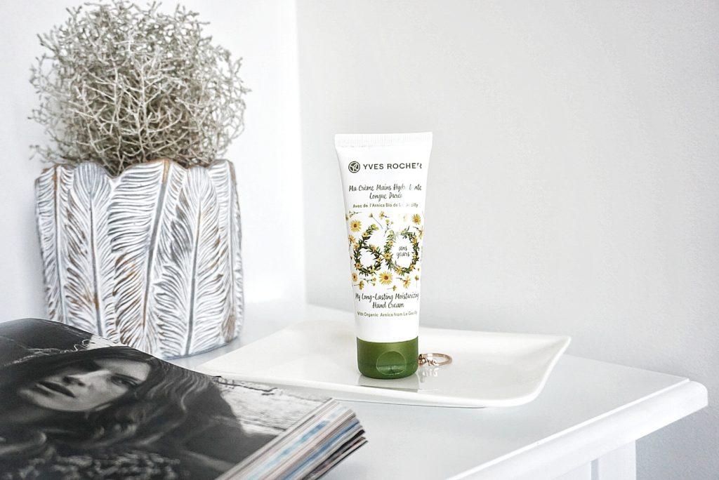 Yves Rocher a 60 záväzkov hand cream