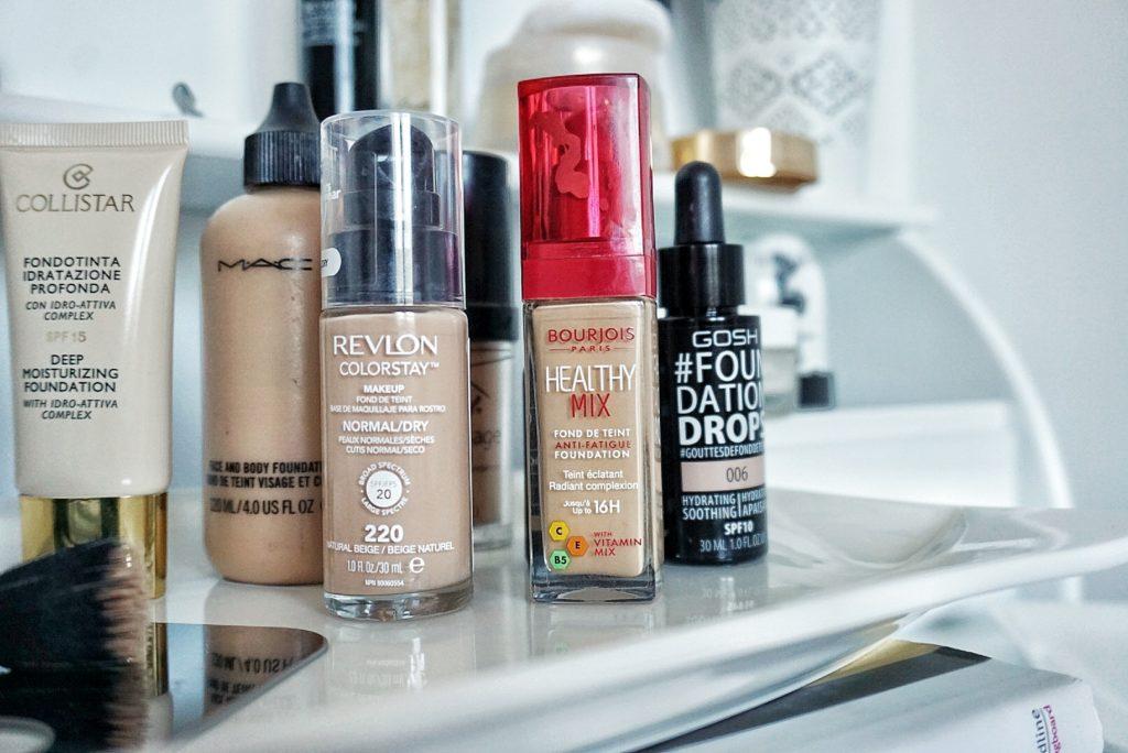 ideálny makeup pre suchú pleť, suchá pleť, Borjois Healthy mix