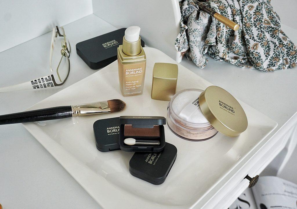 prírodná kozmetika Annemarie Börlind makeup