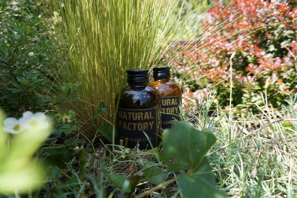 Natural Factory telové produkty