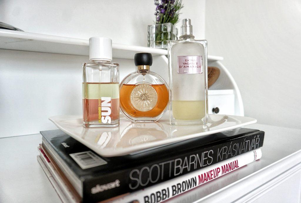 Dámske parfémy Terracota Guerlain, Extravagance