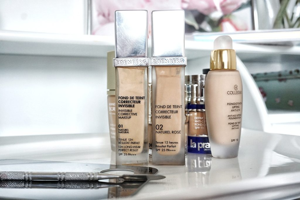 Eisenberg makeup foundation