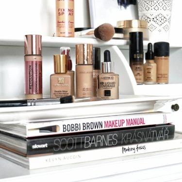 tip na najlepší makeup na mastnú pleť