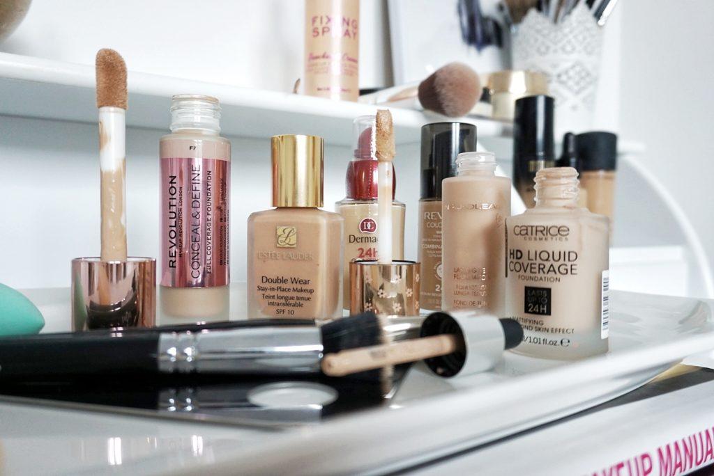 makeup na mastnú pleť výber
