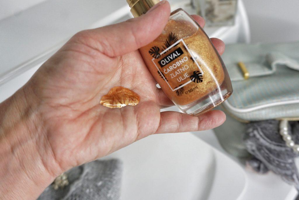 slamienky sú tekuté zlato, Olival, magický suchý olej