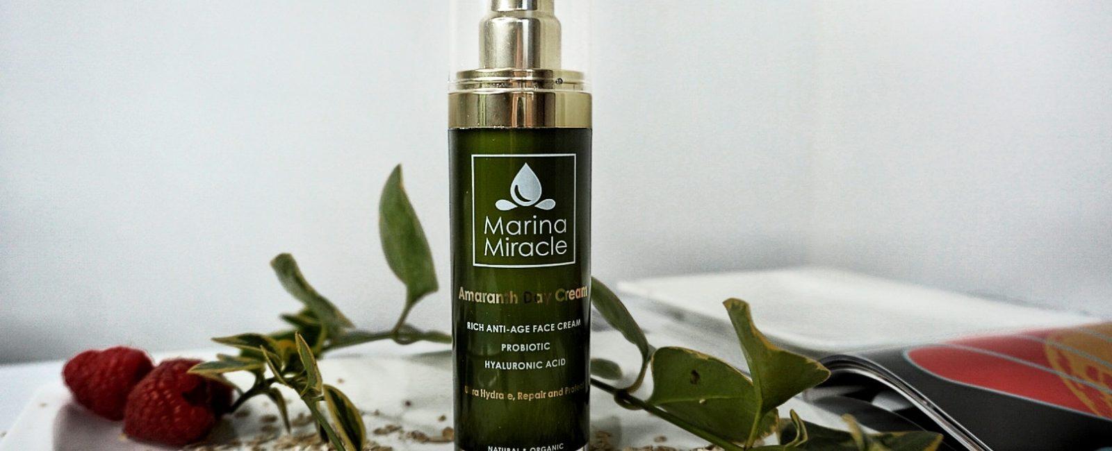 Marina Miracle, nórsky zázrak a môj prvý krém s amarantom
