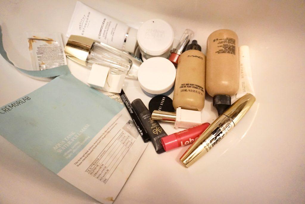 ako si zorgnanizovať kozmetiku efektívne