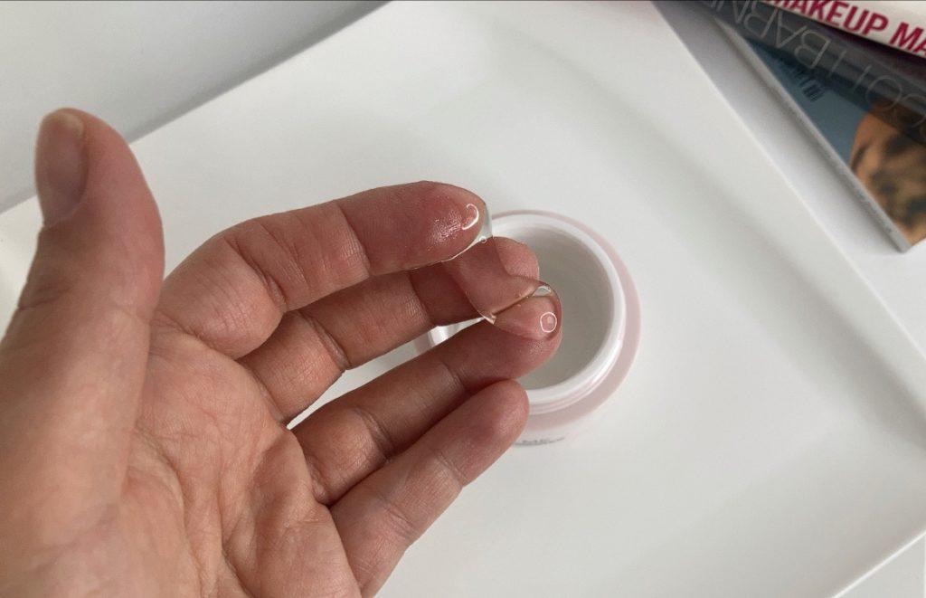 hydrating jelly primer