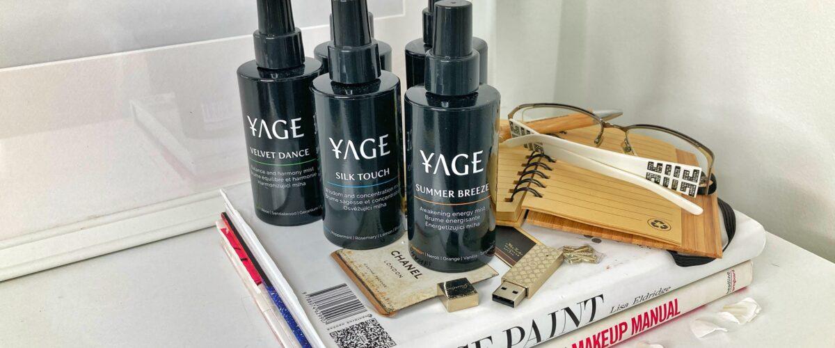 Aromaterapeutické hmly Yage majú prínos na telo i dušu